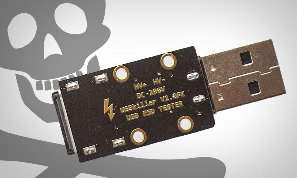 USB-kill