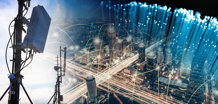 Nätverk WiFi / 3G / 4G / 5G
